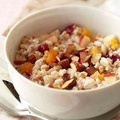 Mixed-Grain Muesli
