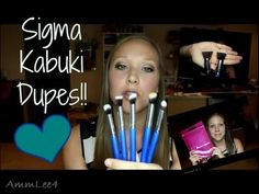 #YouTube #beauty #sigma #dupes #hotornot #bestope #kabuki #brushes #ammlee4