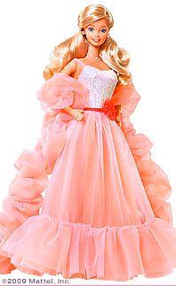 Peaches and Cream Barbie. I had her!