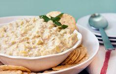 Healthy Vegan Artichoke Dip Recipe