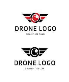 Drone Logo by @Graphicsauthor