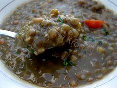 lentil soup | Flickr - Photo Sharing!