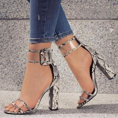 Cheap high heels shoes woman, Buy Quality women party shoes directly from China high heel shoes Suppliers: Super High Shoes Women Pumps Sexy Clear Transparent Strap Buckle Summer Sandals High Heels Shoes Women Party Shoes Sexy High Heels, Frauen In High Heels, Ankle Strap High Heels, High Shoes, Thick Heels, Womens High Heels, Pump Shoes, Strap Sandals, Sandals Platform