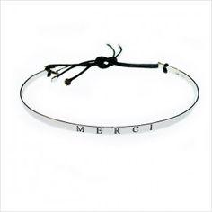 bracelet merci