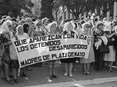 A 35 años del comienzo de la resistencia de las Madres de Plaza de Mayo