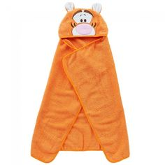 Tigger hooded towel | Finds for your baby's bath time || #BabyCenterBlog