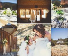 rustic barn Chic Weddings | Elegant & Rustic Barn Style Wedding: Leslee + Blake