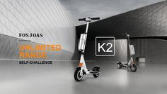 Fosjoas K2 electric scooter for sale