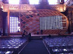 Pronti per #italia2015 #raiexpo #expoidee #expo2015 #italia #worldfair #firenze