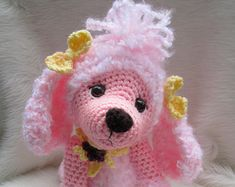Crochet Pattern Little Bear by Teri Crews by TeriCrewsCrochet