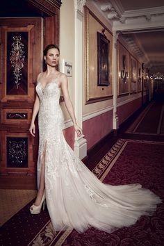 7a4833a375d Wedding gown by Eddy K. Wedding Gown Gallery