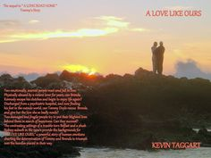 Sallie's Book Reviews and More: A Love Like Ours by Kevin Taggart