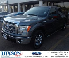 https://flic.kr/p/GnjPcJ | Happy Anniversary to Dwayne on your #Ford #F-150 from Scott Turner at Hixson Ford of Monroe! | deliverymaxx.com/DealerReviews.aspx?DealerCode=M553