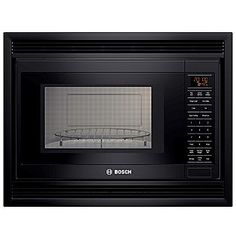 """Bosch- -26"""" 1.5 cu. ft. Built-In Microwave Oven $849"""