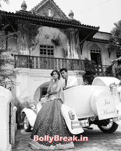 Esha Gupta Harper's Bazaar Magazine scans - July 2014
