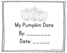 Pumpkin Math Freebie