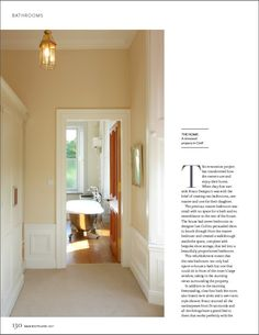 A fantastic case study featuring and luxurious and classic bathroom from Drummonds. https://www.drummonds-uk.com/ Kitchens & Bathrooms Scotland April & May 2017