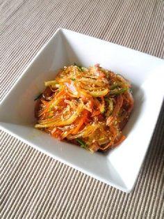 中華風春雨サラダ|レシピブログ