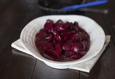 OLD FASHIONED SWEET AND SOUR HARVARD BEETS are a holiday staple at my family's table. A humble root vegetable turned into a vegetable sweet tart. The candy not the pastry. I try to use as many newly harvested vegetables as I … Continue reading →