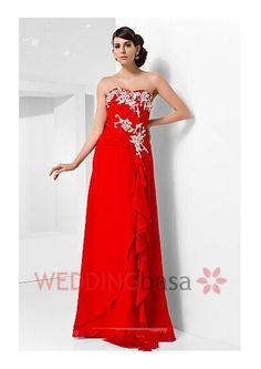 a0d578dbedbc64 2015 Prom Dresses Sheath Column Floor Length Sweetheart Spaghetti Straps  Chiffon. Prom Dresses 2015Cheap Bridesmaid DressesEvening DressesStrapless  Dress ...