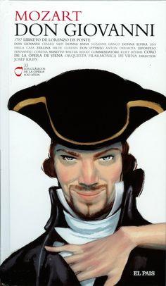 Opera Covers: Tosca, Tristan e Isolda, Lucia di Lammemoor y Don Giovanni
