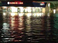 flooding pensacola | Photos Of Flooding In Pensacola, Florida - Business Insider