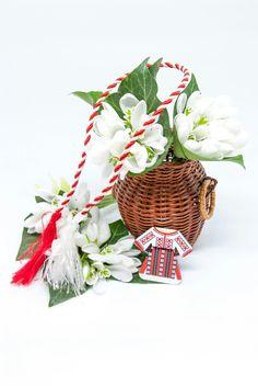 Baba Marta, Basket, Cool Stuff, Spring, Day, Handmade, Image, Popular, Happy Things