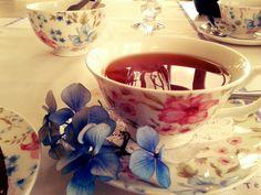 Rooibos Orange Tea, Casa de té Lavanda, Frutillar, Chile. Rooibos, Tea Time, Tea Cups, Tableware, Home, Lavender, Dinnerware, Tablewares, Dishes