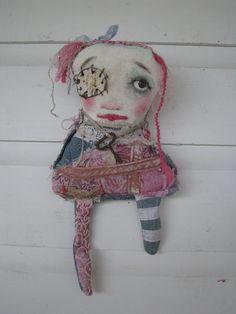 by lovellaranch...#doll  whimsy