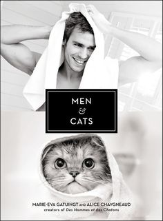 These Photos Of Hot Men And Cats Will Make You Feel Things