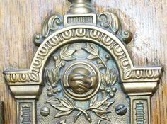 Salt Lake Temple Doorplate Handclasp