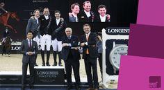 Longines Masters w Hong Kongu wygrywa Kutscher