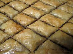 Making baklava at home is a lot easier than you'd expect