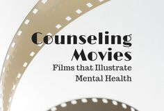 Counseling Movies: Films that Illustrate Mental Health Are you a counselor or studying to be one? Here are some counseling movies to check out that illustrate issues in mental health and how counselors are perceived in our society! Group Therapy Activities, Mental Health Activities, Mental Health Therapy, Mental Health Counseling, Mental Health Quotes, Mental Health Awareness, Jobs In Mental Health, Therapy Games, Therapy Tools