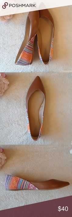 Audrey Brooke Flats Cute Audrey Brooke flats. Perfect condition! BUNDLE ANY TWO FLATS FOR A DISCOUNT! Audrey Brooke Shoes Flats & Loafers