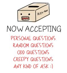 PLEASE COMMENT! I'm bored! <<< I'll answer almost anything except for really personal questions. Like where do you live xD Get To Know Me, Getting To Know, Talk To Me, Fith Harmony, Personal Questions, Chat Board, Ask Me Anything, Im Bored, Describe Me