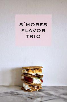 mint love social club: {trio of gourmet s'mores} #pinnaclecocktailclub