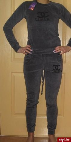 Chanel Sleepwear..