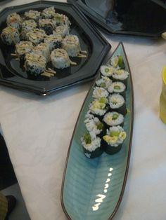 Hosomaki y california roll: Clases de sushi en Sevilla