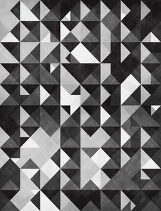 GEOMETRIC BLACK » Francisco Valle