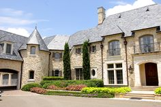 Motor Court, French style estate, Dallas