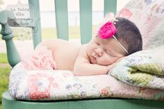 Beautiful newborn photography  La Dolce Vita Photography Studios