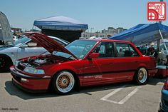 My favorite Honda. The EF Sedan.