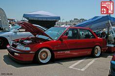 My favorite Honda. The EF Sedan.