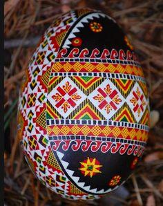 Pysanka, Pysanky Egg by Pysankarstvo.