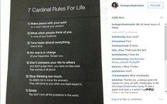 Hi! It's Hyrish Blog: Seven cardinal rules of life by Funke Akindele