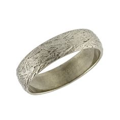 Items similar to Handmade Wedding Band /Unique Textured Polished Wedding Band in White Gold / Mens Wedding Band/ Unique Wedding Band / Gold Wedding Band on Etsy Classic Wedding Rings, Unique Wedding Bands, Handmade Wedding, White Gold, Polish, Engagement Rings, Jewelry, Enagement Rings, Vitreous Enamel