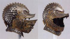 騎士の時代から20世紀まで、面白奇妙な鎧兜(ヘルメット)の歴史 : カラパイア
