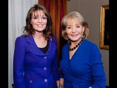 Sarah Palin's Embarrassing Interview w/ Barbara Walters