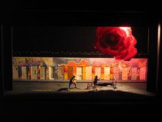 'The Magic Flute' The Mariinsky (St. Petersburg). Director: Jonathan Kent, Designer: Paul Brown, Assistant Designer: Luis F. Carvalho.